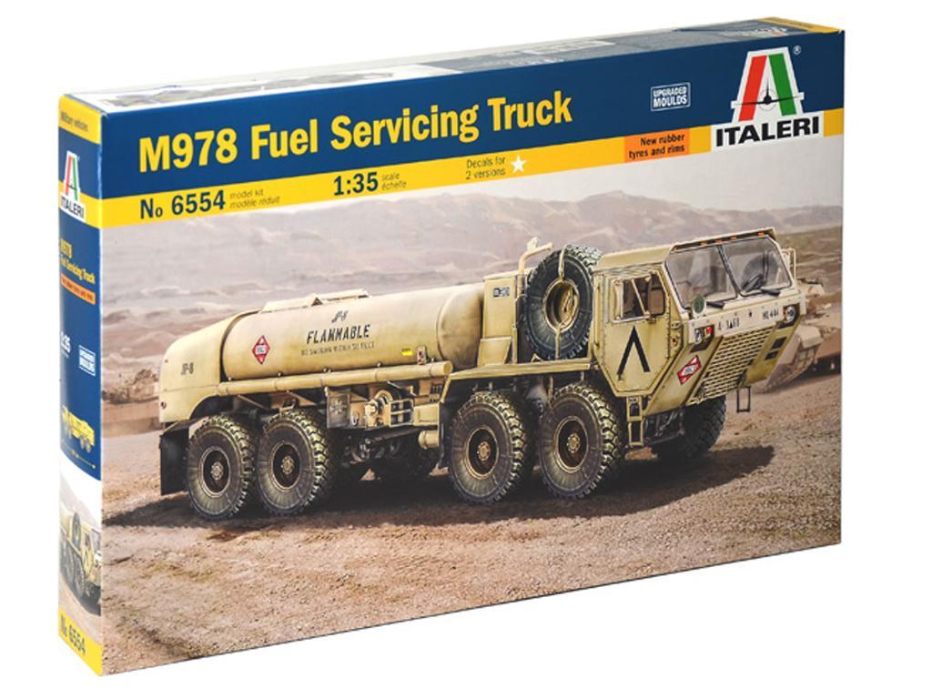 M978 Fuel Servicing Truck (Vista 1)