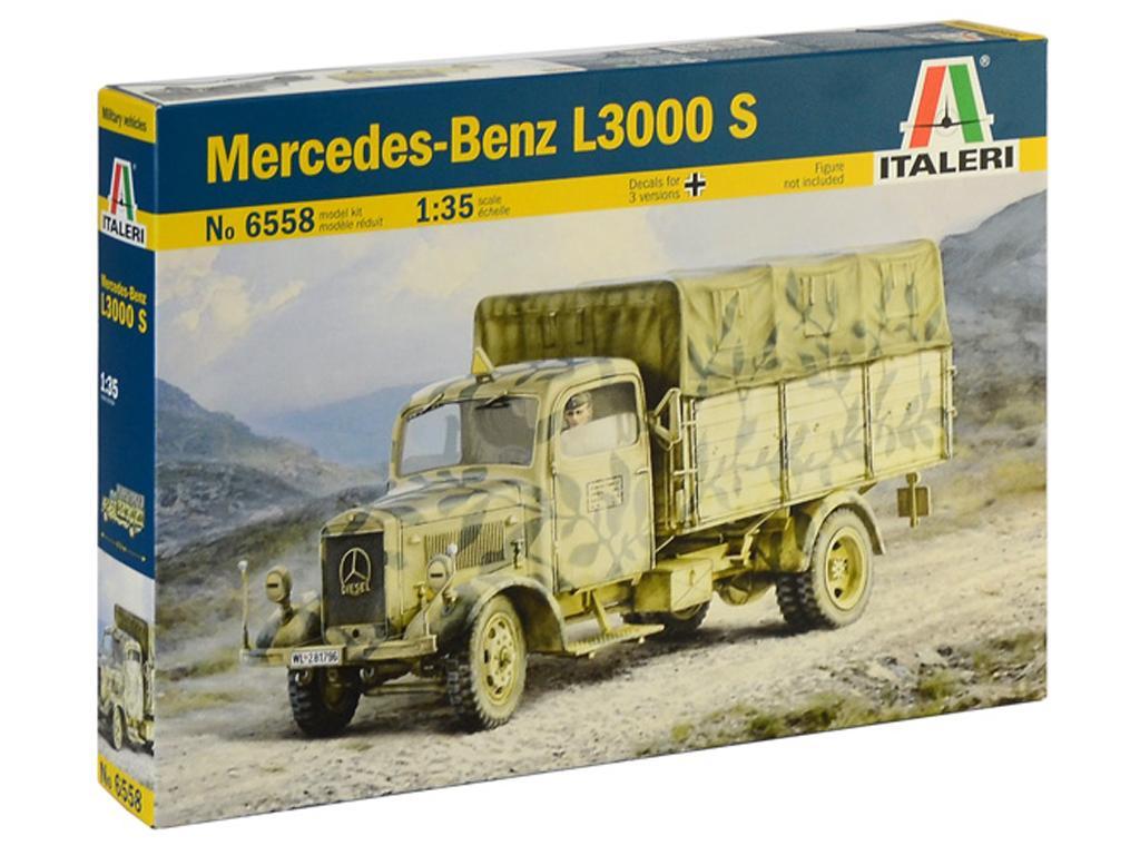 Mercedes-Benz L3000 (Vista 1)