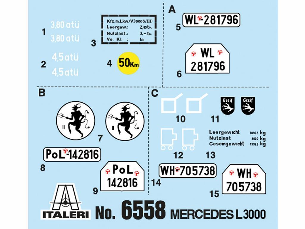 Mercedes-Benz L3000 (Vista 3)