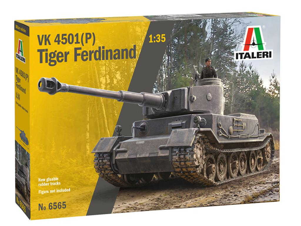VK 4501 (P) Tigre Ferdinand (Vista 1)