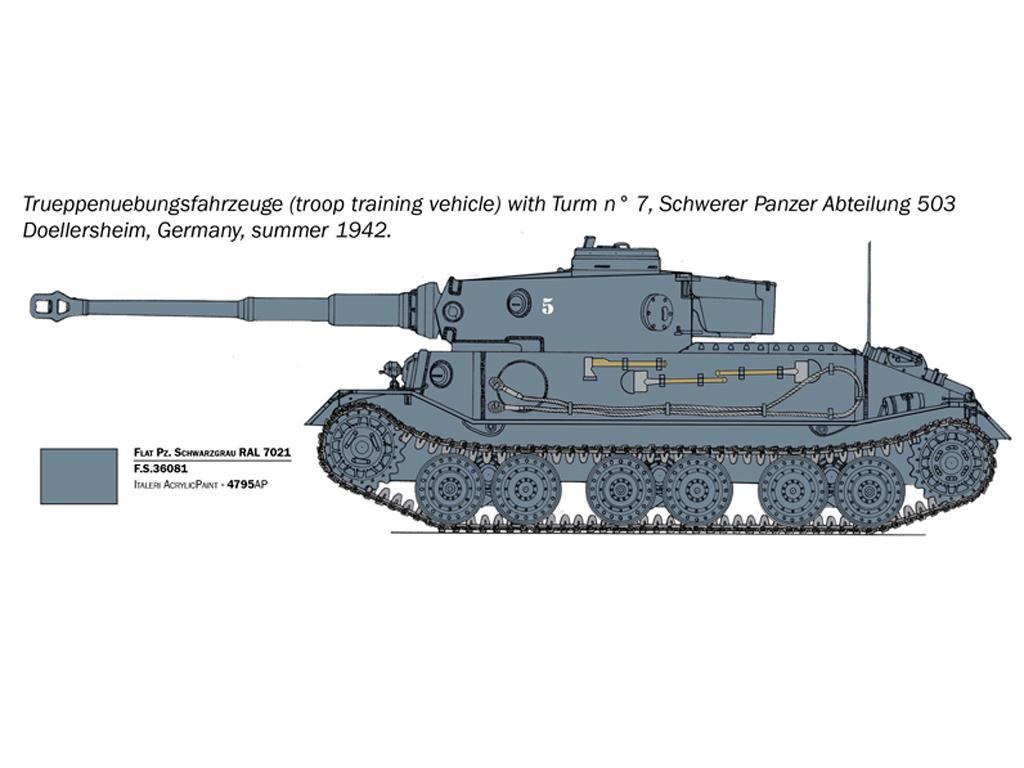 VK 4501 (P) Tigre Ferdinand (Vista 2)