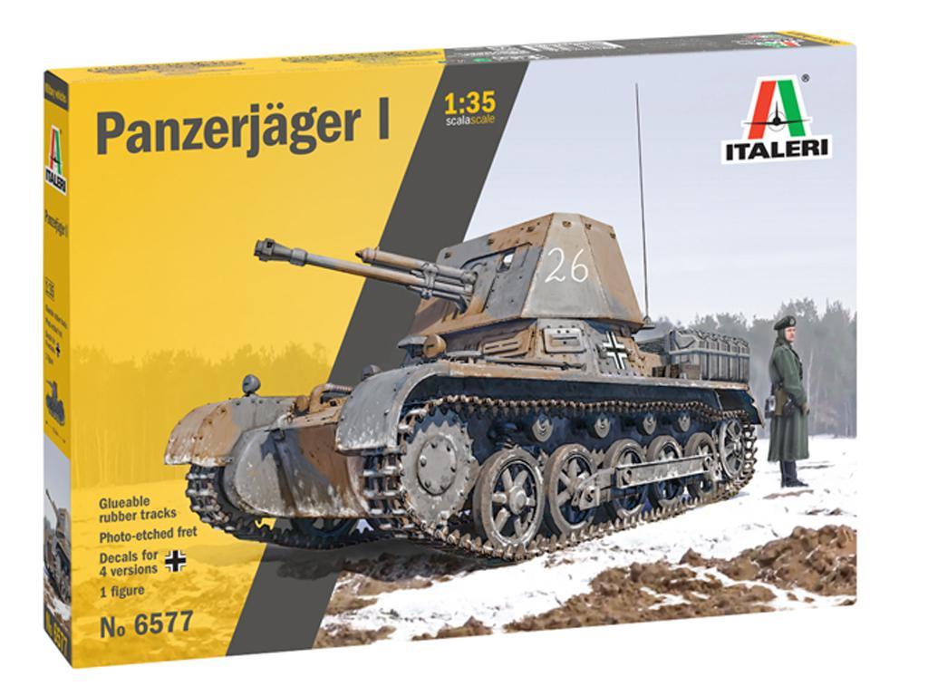 Panzerjäger I (Vista 1)