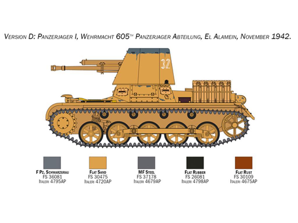 Panzerjäger I (Vista 2)