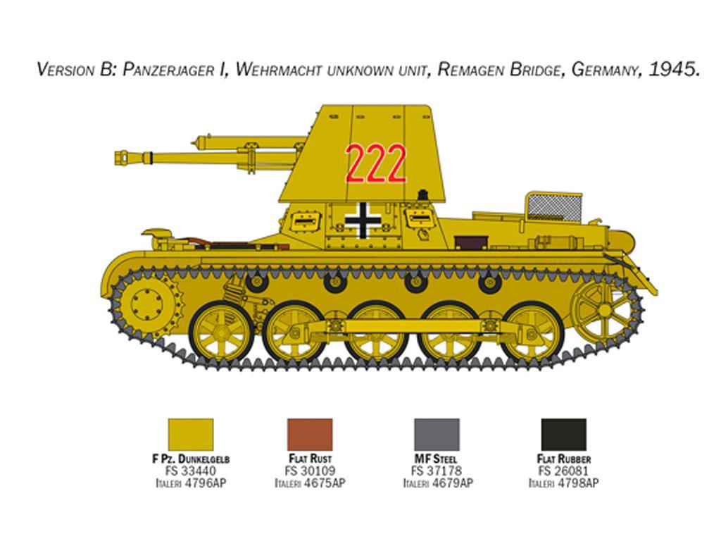 Panzerjäger I (Vista 5)