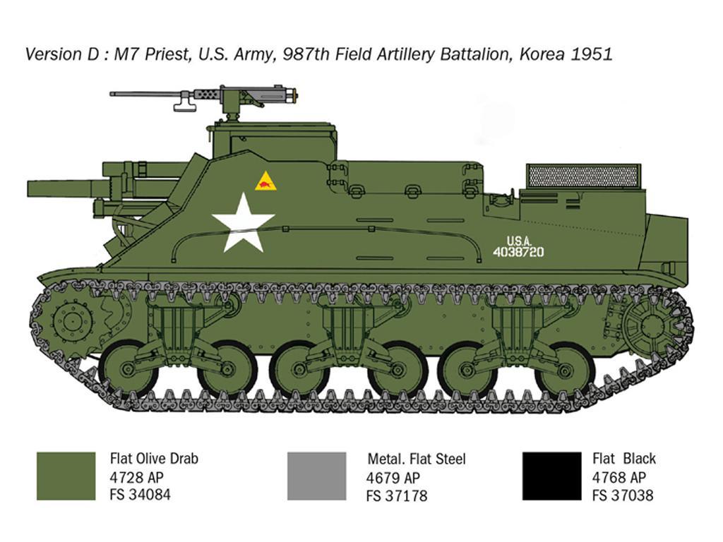 M7 Priest (Vista 2)