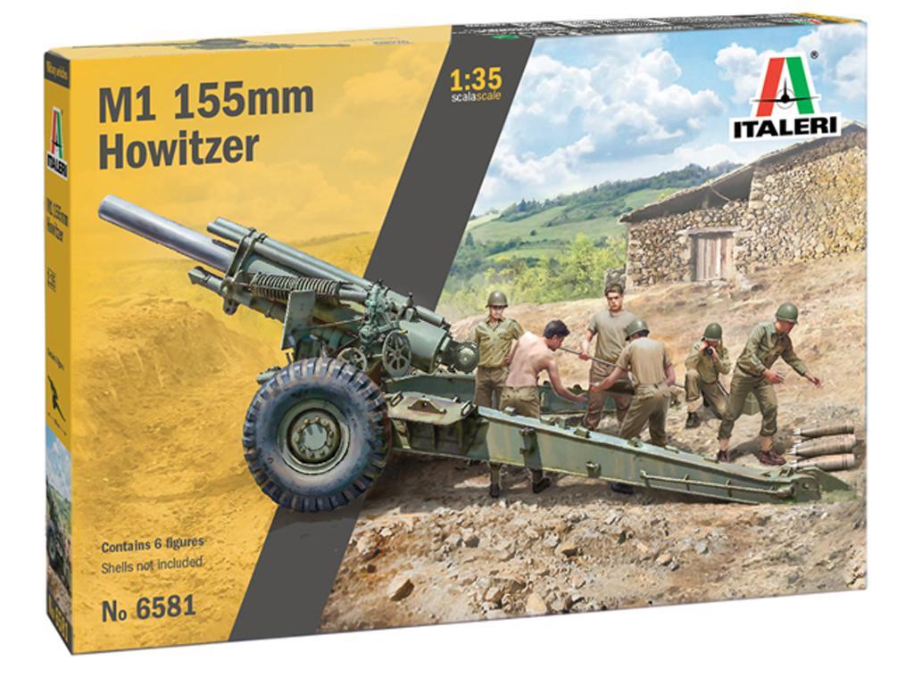 M1 155mm Howitzer (Vista 1)