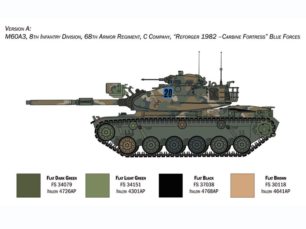 M60A3 (Vista 4)