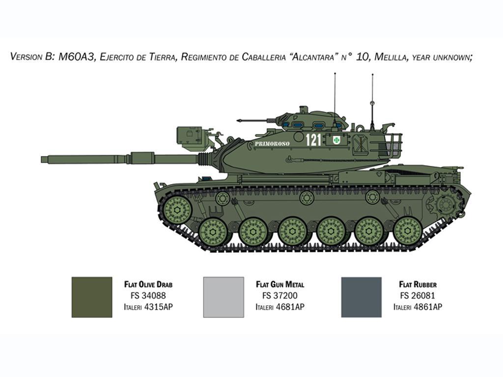 M60A3 (Vista 5)