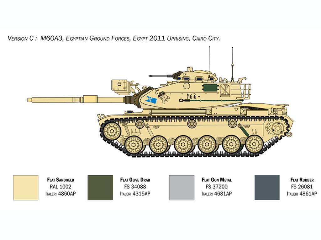 M60A3 (Vista 6)
