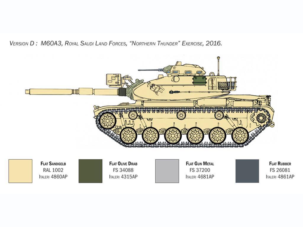M60A3 (Vista 7)