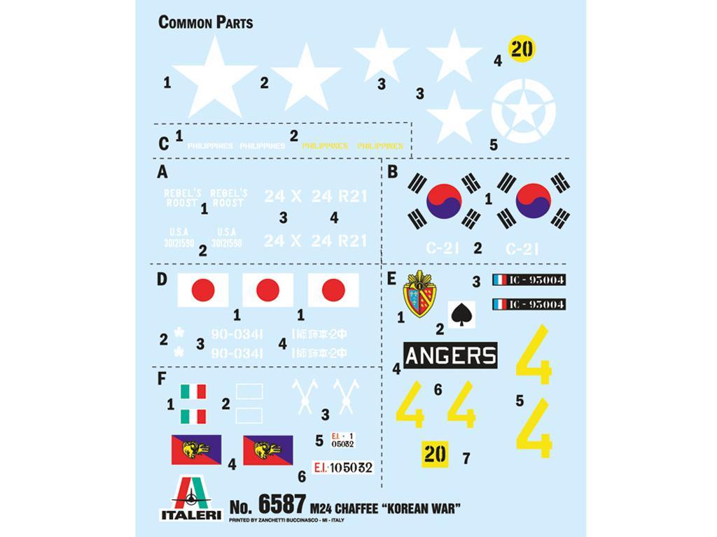 M24 Chaffee Korean War (Vista 3)