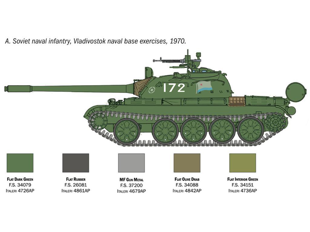 T-55 A (Vista 4)