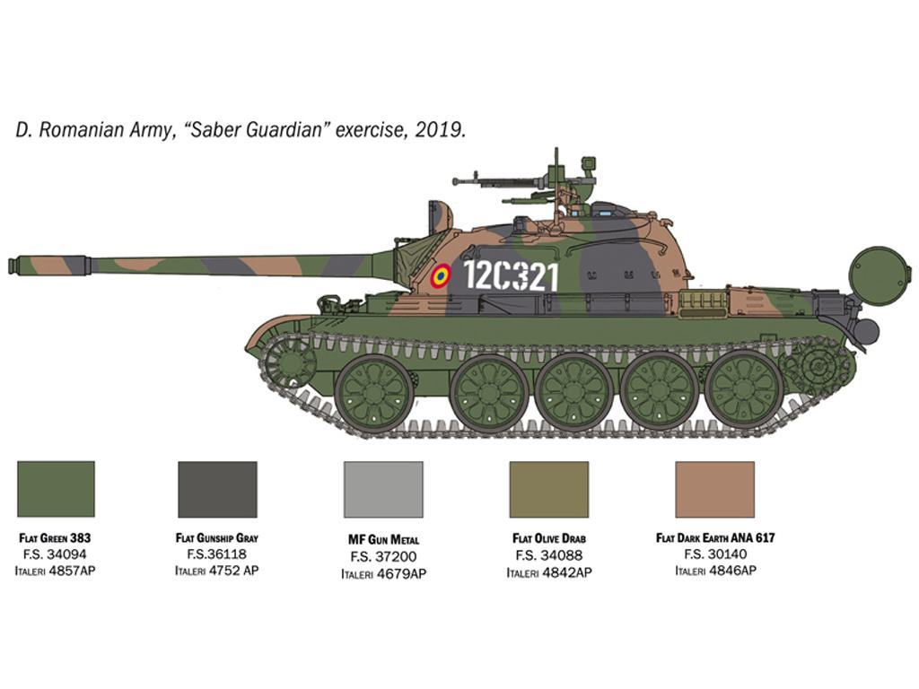 T-55 A (Vista 7)