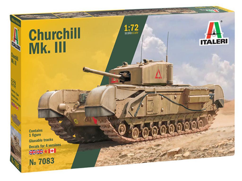 Churchill Mk. III (Vista 1)