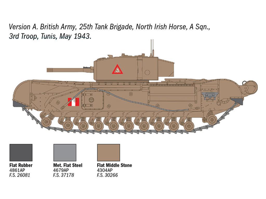Churchill Mk. III (Vista 7)