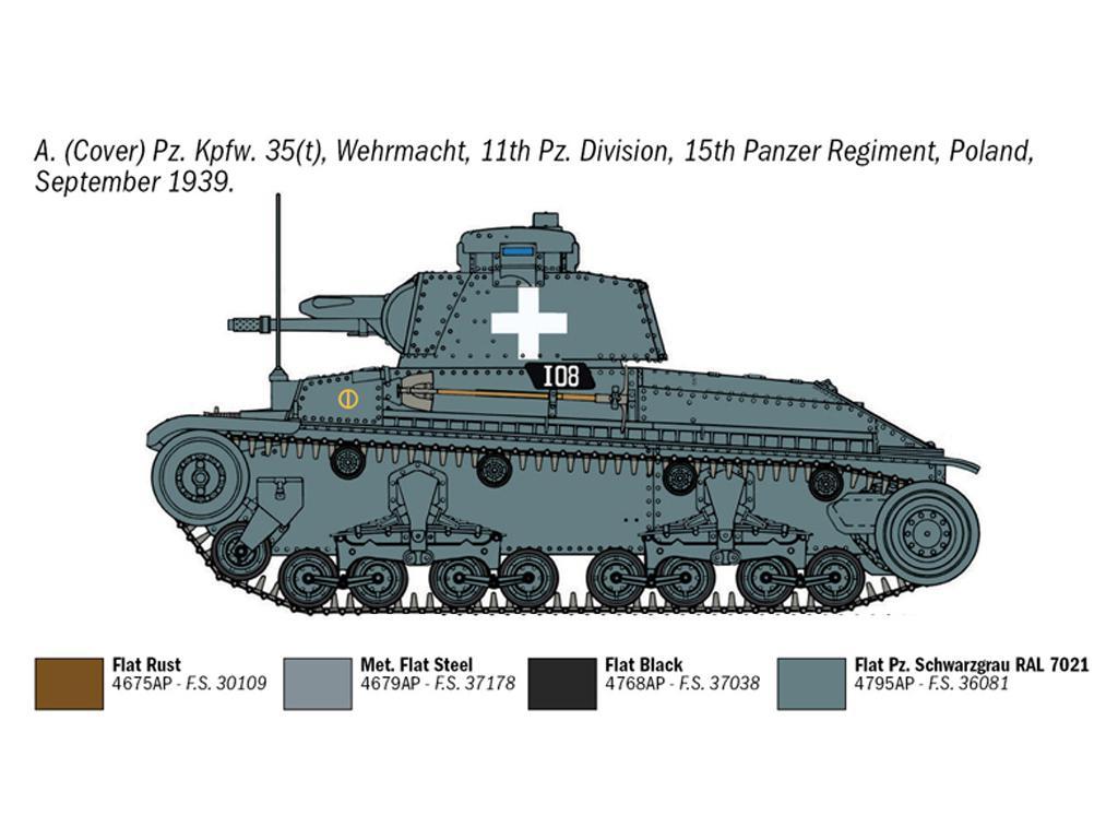 Pz. Kpfw. 35(t) (Vista 5)