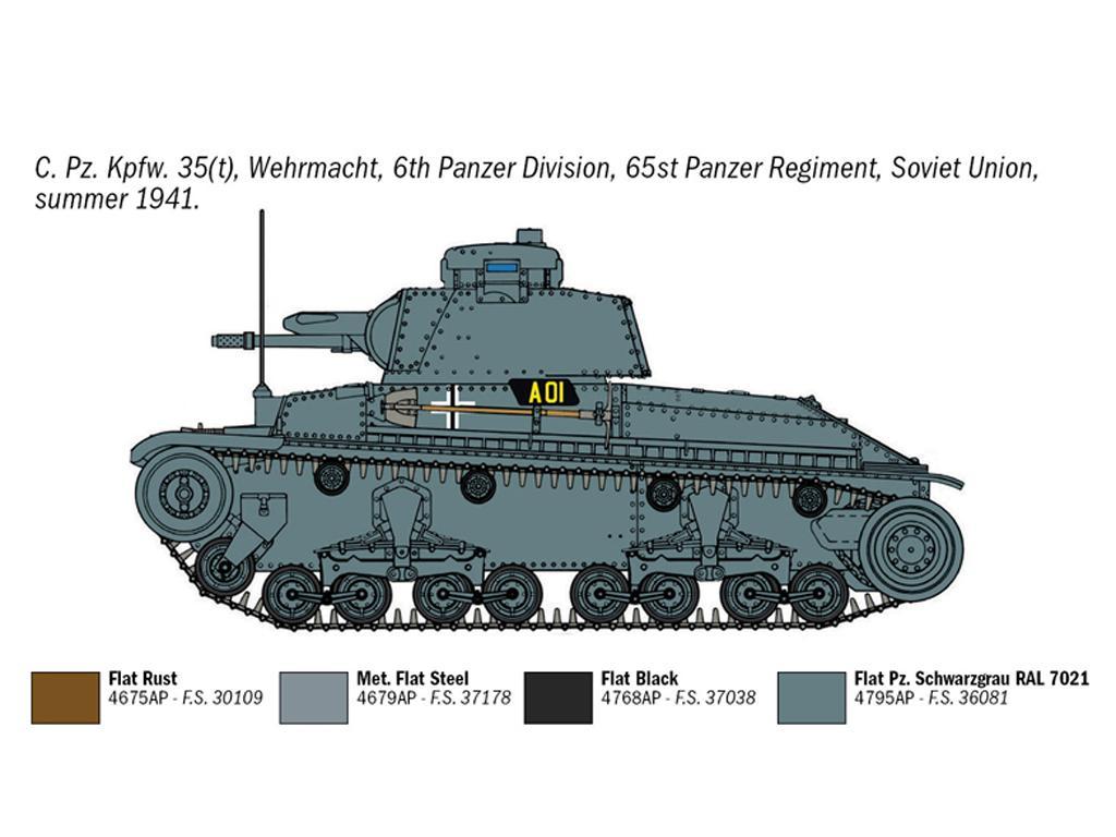 Pz. Kpfw. 35(t) (Vista 8)