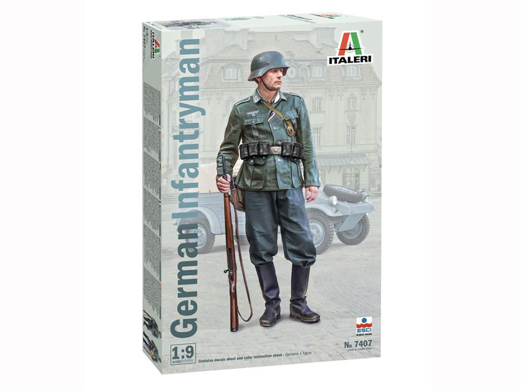 Infante Aleman (Vista 1)
