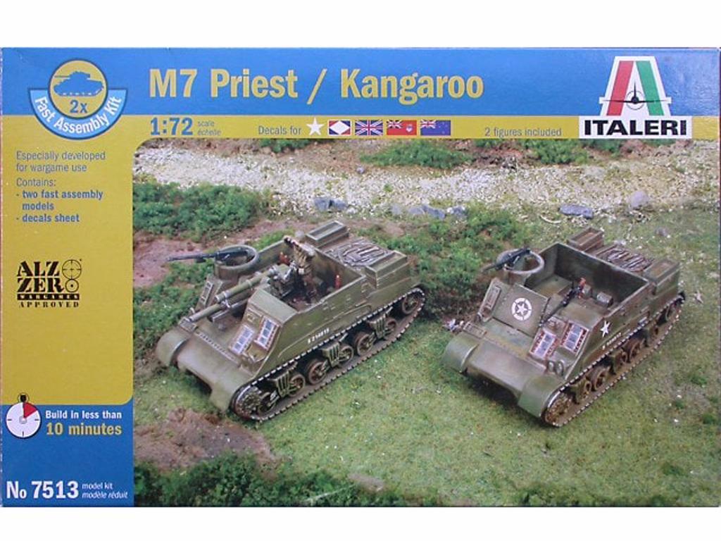 M7 Priest 105MM HMC/Kangaroo (Vista 1)