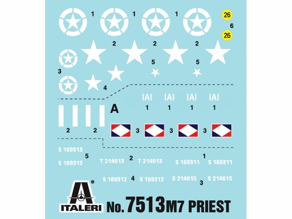 M7 Priest 105MM HMC/Kangaroo (Vista 3)