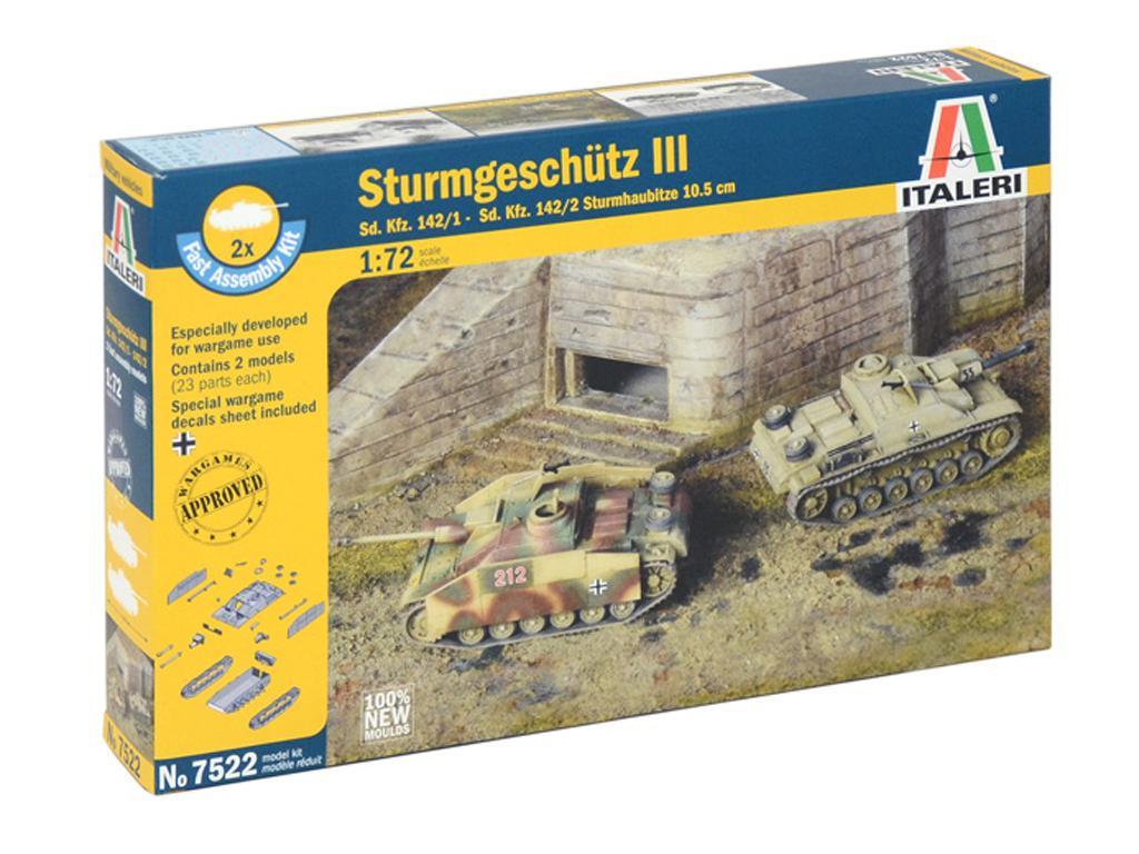 Sturmgeschutz III (Vista 1)