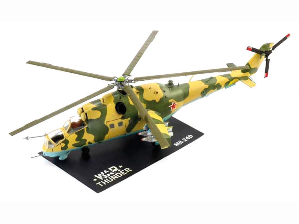UH-1C Y MI-24D (Vista 2)