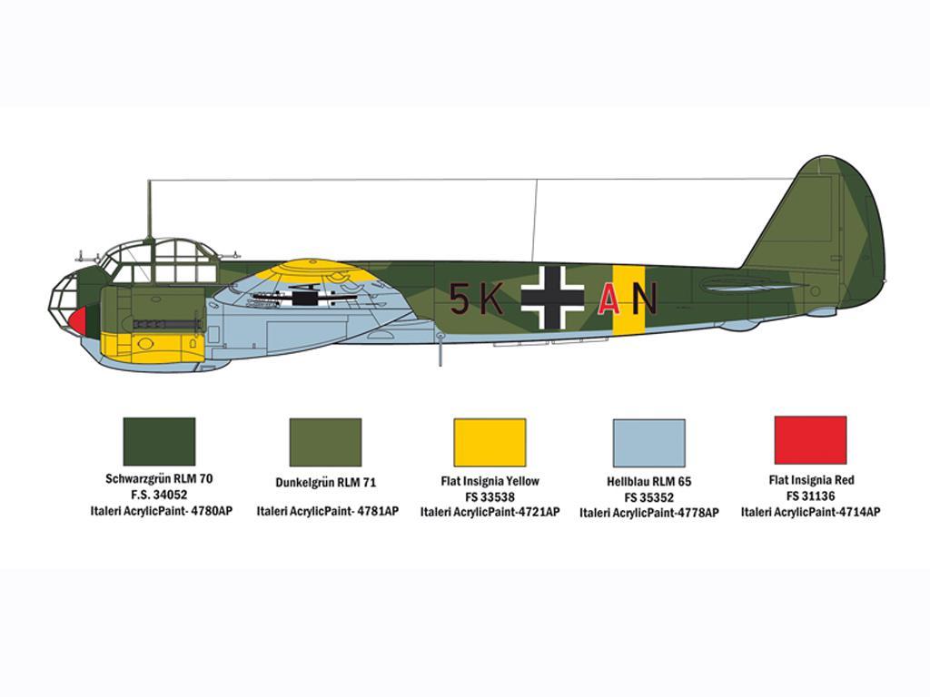 Junkers Ju 88 A-4 (Vista 2)
