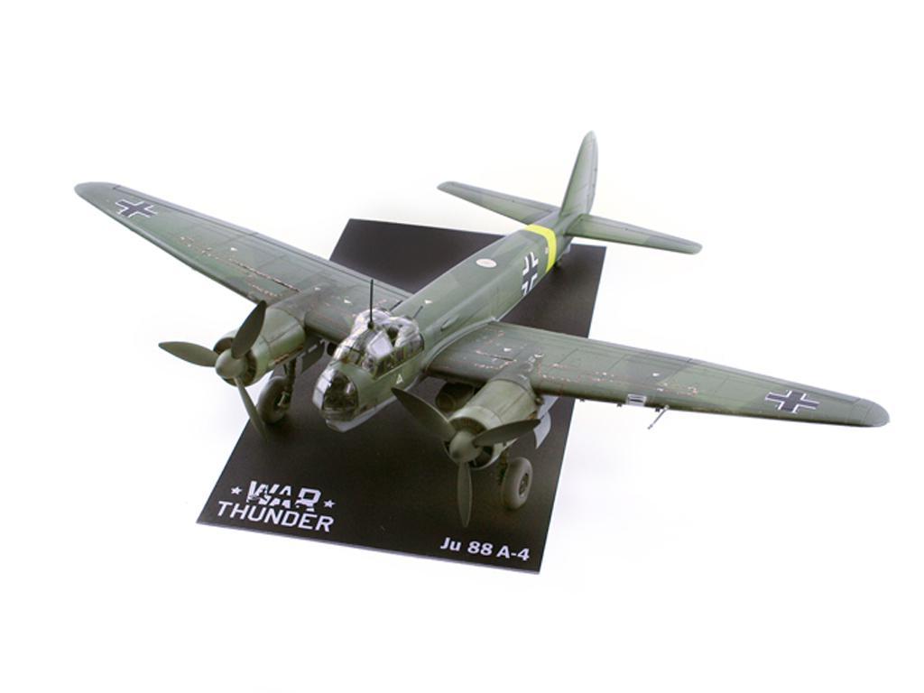 Junkers Ju 88 A-4 (Vista 4)