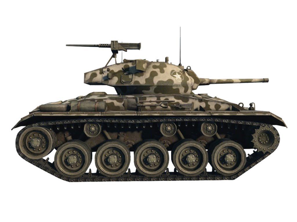 M24 Chaffee (Vista 2)