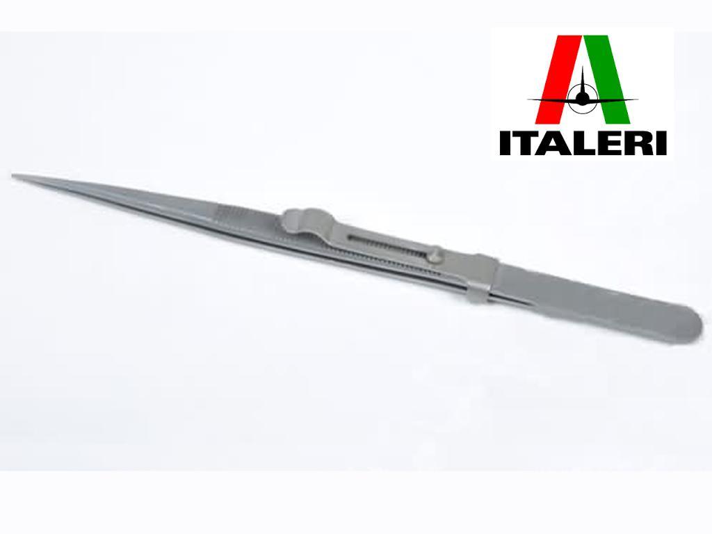 Pinzas dentadas con Bloqueo 160 mm (Vista 2)