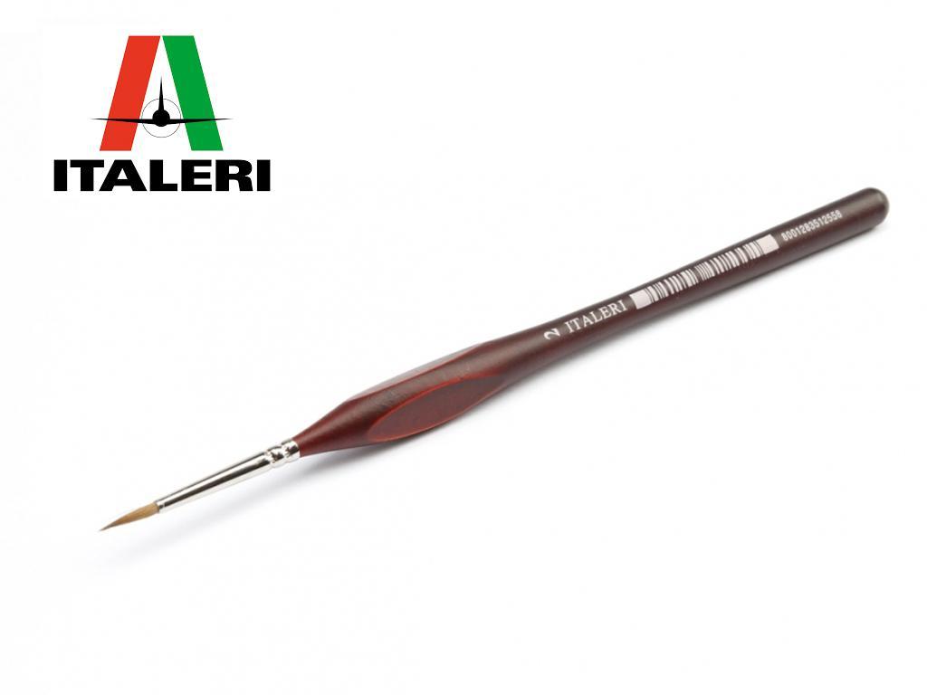 Pincel Italeri 2 pelo de marta (Vista 1)