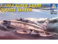 F-100 F Super Sabre (Vista 2)