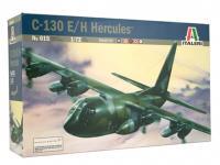 C-130 H Hercules E/H (Vista 3)
