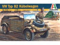Volkswagen Modelo 82 Kubelwagen (Vista 3)