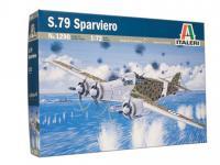 SM-79 Sparviero (Vista 3)
