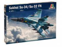 Sukhoi Su-34 Fullback (Vista 4)