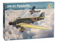 SM.81 Pipistrello (Vista 8)
