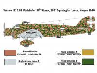 SM.81 Pipistrello (Vista 12)