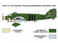 SM.81 Pipistrello (Vista 14)