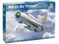 MiG-21 Bis 'Fishbed (Vista 7)