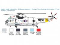 SH-3D Sea King Apollo Recovery (Vista 10)