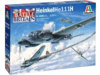 Heinkel He111H Battle of Britain (Vista 8)