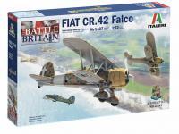 FIAT CR.42 Falco (Vista 10)
