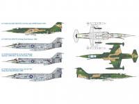 F - 104 A/C Starfighter (Vista 6)
