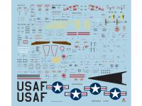 F - 104 A/C Starfighter (Vista 7)