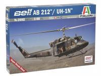 BELL AB 212 / UH 1N (Vista 4)