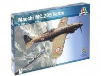 Macchi MC.205 Veltro (Vista 4)