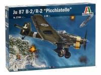 JU 87 B-2/R-2 Picchiatello (Vista 8)