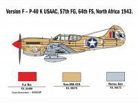 P-40 E/K Kittyhawk (Vista 10)