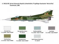 MiG-23 MF/BN Flogger (Vista 10)